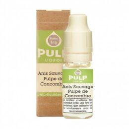 e-liquide anis sauvage et sa pulpe de concombre 10 ml pulp liquides ciga france