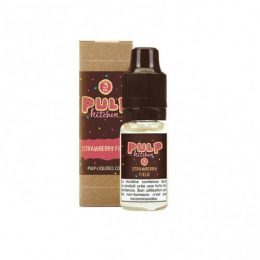 E-liquide Strawberry field 10 ml frost and furious pulp liquides ciga france