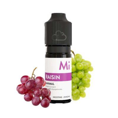 e-liquide raisin minimal the fuu ciga france