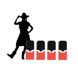 Cartouches e-liquide batterie vaze Virginie