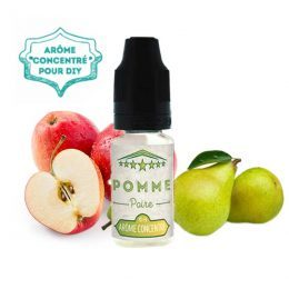 arôme diy pomme poire vdlv