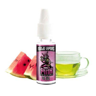 e liquide pink samourai liquidarom 10 ml