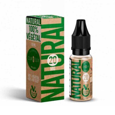 e-liquide natural 10 ml