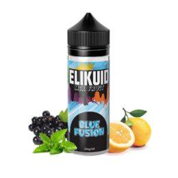 e-liquide blue fusion 100ml elikuid o juicy